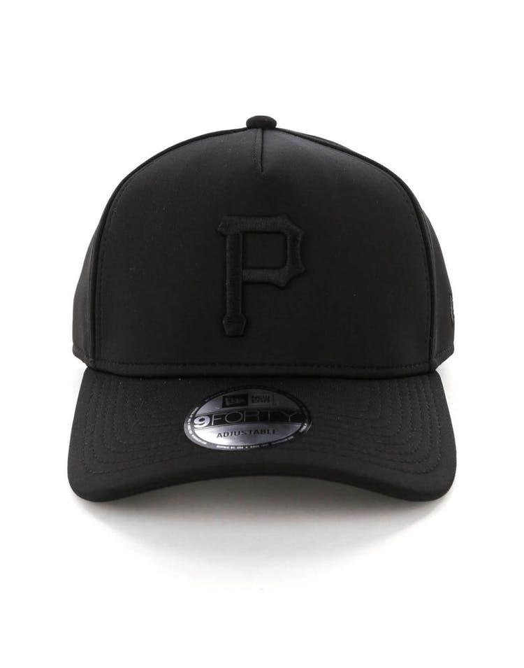 pretty nice dc789 0b6f5 New Era Pittsburgh Pirates 9FORTY A-Frame Neo Snapback Black