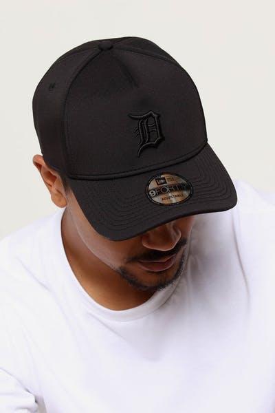 New Era Detroit Tigers 9FORTY A-Frame Neo Snapback Black 915dcef142ee