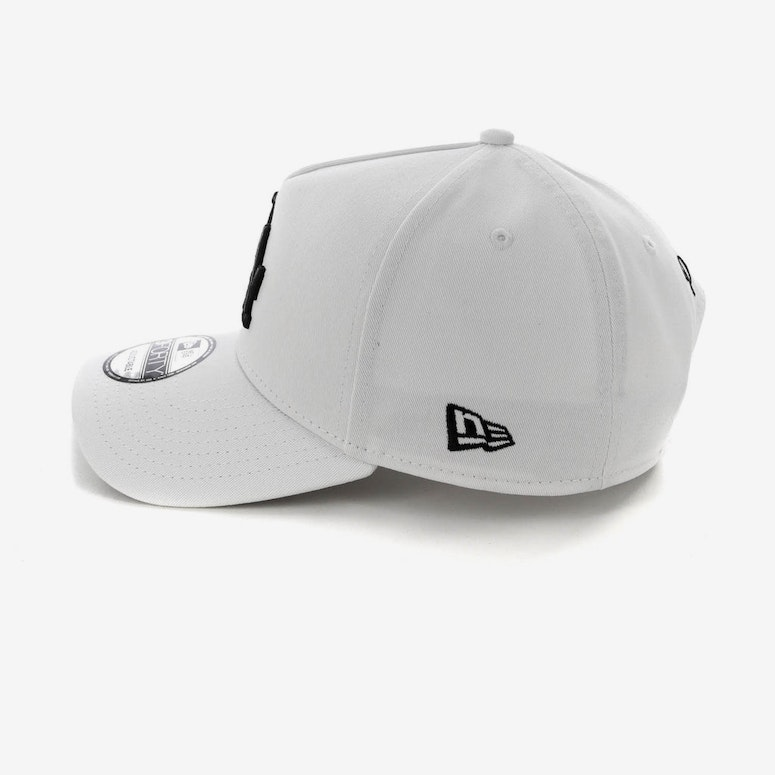New Era Los Angeles Dodgers 9FORTY A-Frame Snapback White/Black