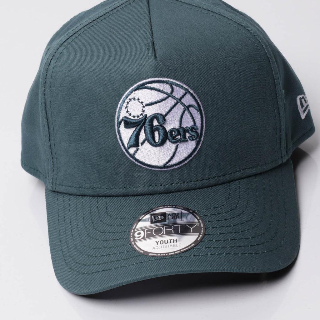 Philadelphia 76ers Adjustable Youth Baseball Hat NWT