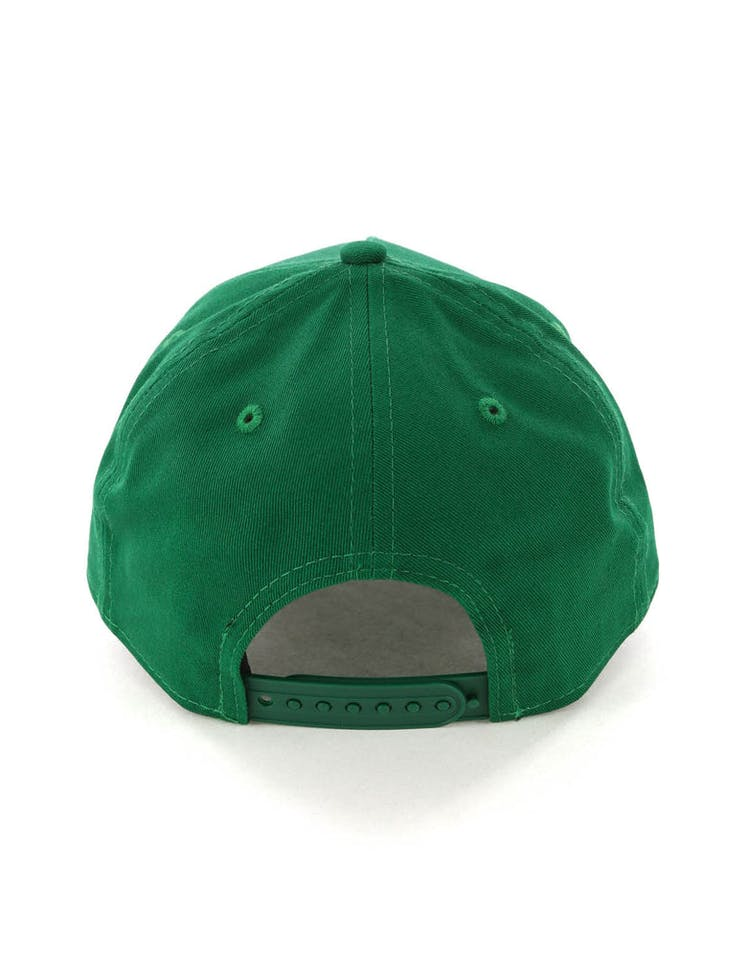 online store 35226 851da New Era Youth Boston Celtics 9FORTY A-Frame Snapback Emerald Green