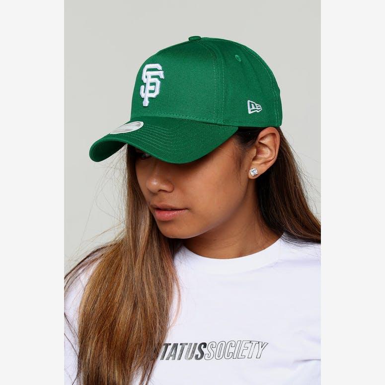 New Era Women s San Francisco Giants CK 9FORTY A-Frame Snapback Emeral –  Culture Kings b2453f962
