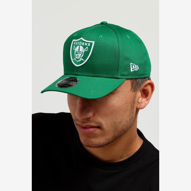 New Era Raiders 9FIFTY Original Fit Precurved Snapback Emerald Green – Culture  Kings cee5e597c