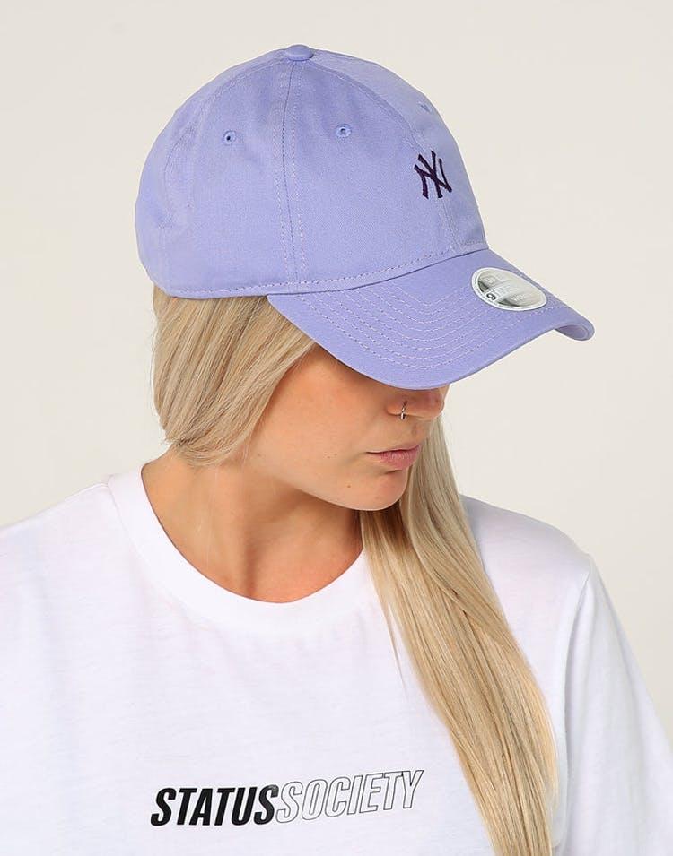 release date b7557 a3bba New Era Women s New York Yankees 9TWENTY Cloth Strapback Light Purple – Culture  Kings