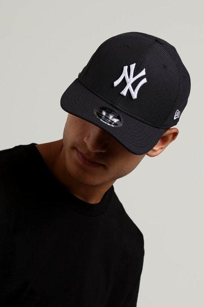7c5a89328b7c New Era New York Yankees 9FIFTY Stretch Snapback Navy