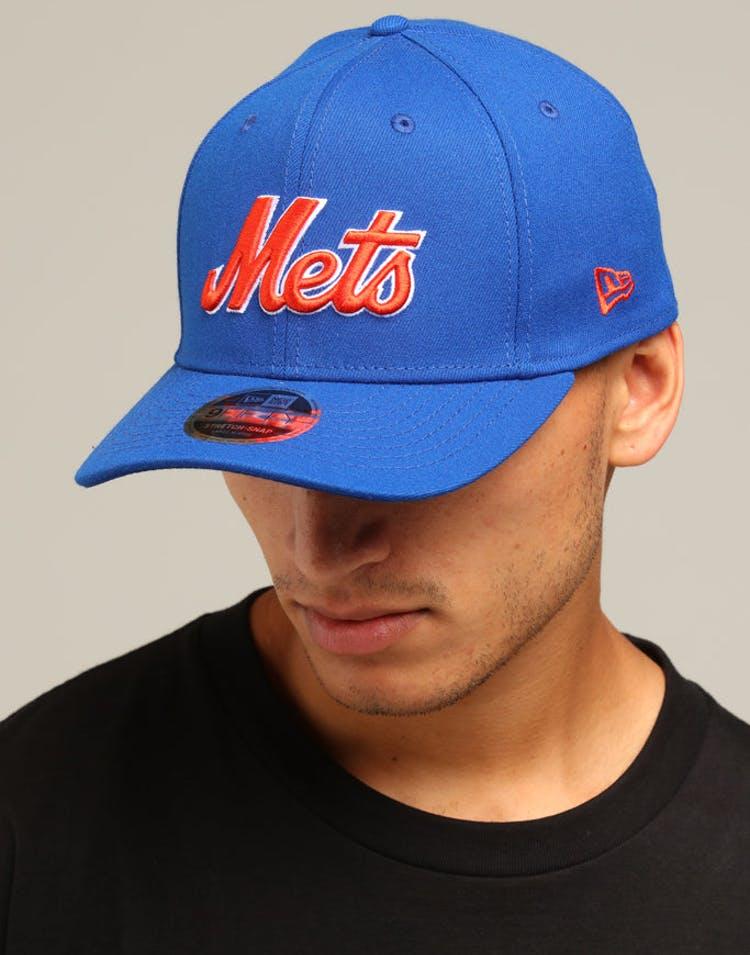 59c110e35b9b2 New Era New Yorks Mets 9FIFTY Stretch Snapback Blue – Culture Kings
