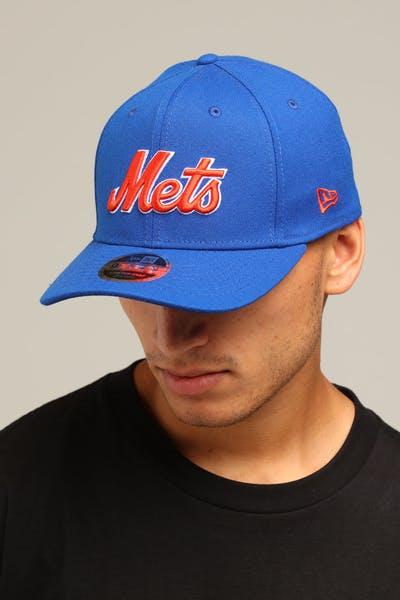 2478815d5eb14 New Era New Yorks Mets 9FIFTY Stretch Snapback Blue
