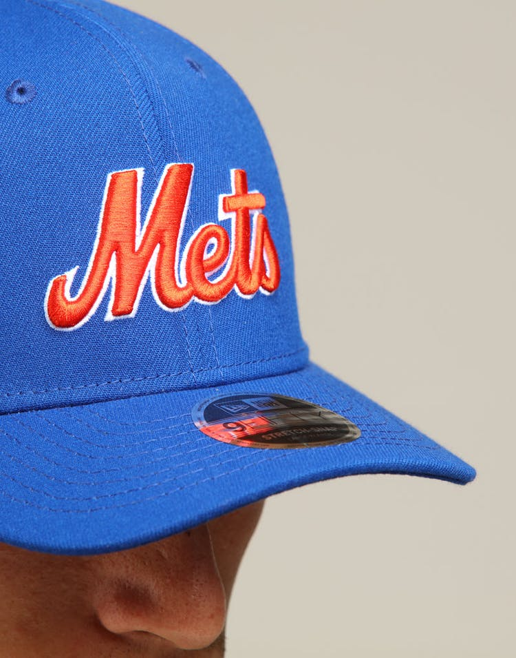 94a1da4eee5ef New Era New Yorks Mets 9FIFTY Stretch Snapback Blue – Culture Kings