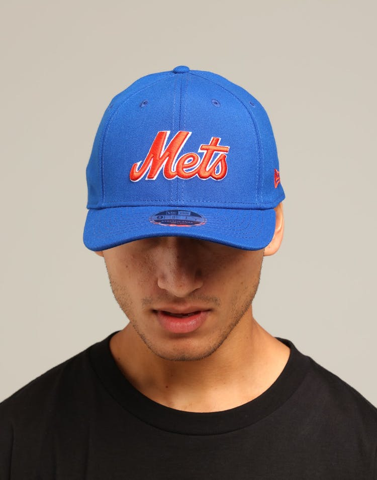 cheapest price the cheapest shades of New Era New Yorks Mets 9FIFTY Stretch Snapback Blue | Culture Kings