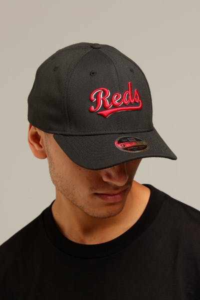 ff3451b0e6f New Era Cincinnati Reds 9FIFTY Stretch Snapback Black + Quick View