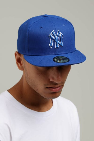 New Era New York Yankees 59FIFTY Fitted Royal