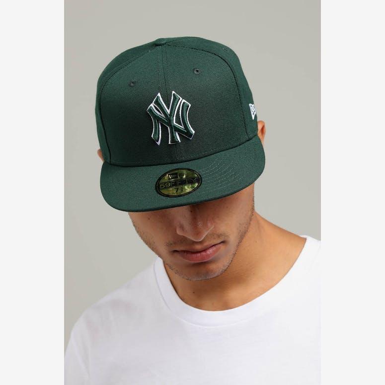 New Era New York Yankees 59FIFTY Fitted Dark Green – Culture Kings acd5f135f53b