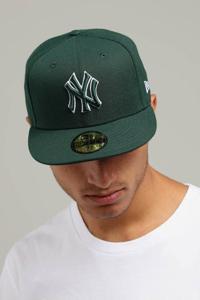 New Era New York Yankees 59FIFTY Fitted Dark Green