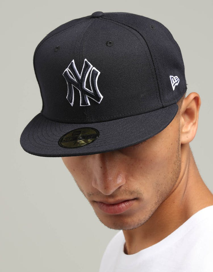 huge selection of fd2f9 faea7 New Era New York Yankees 59FIFTY Fitted Navy – Culture Kings