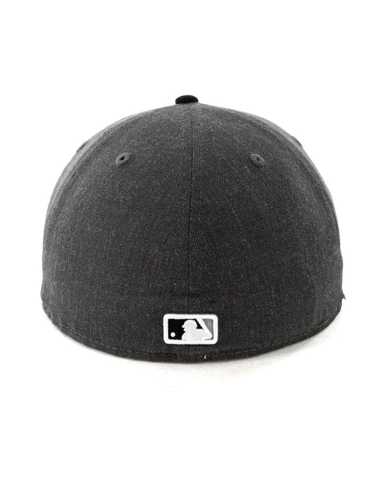 11d43332 New Era Chicago White Sox 59FIFTY Fitted Graphite Heather – Culture ...