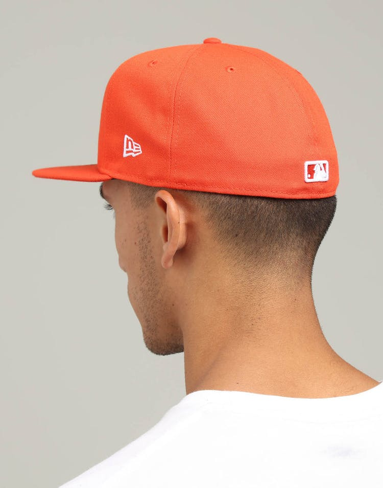 2c9f8fcaa8c7 New Era New York Yankees 59FIFTY Fitted Orange – Culture Kings