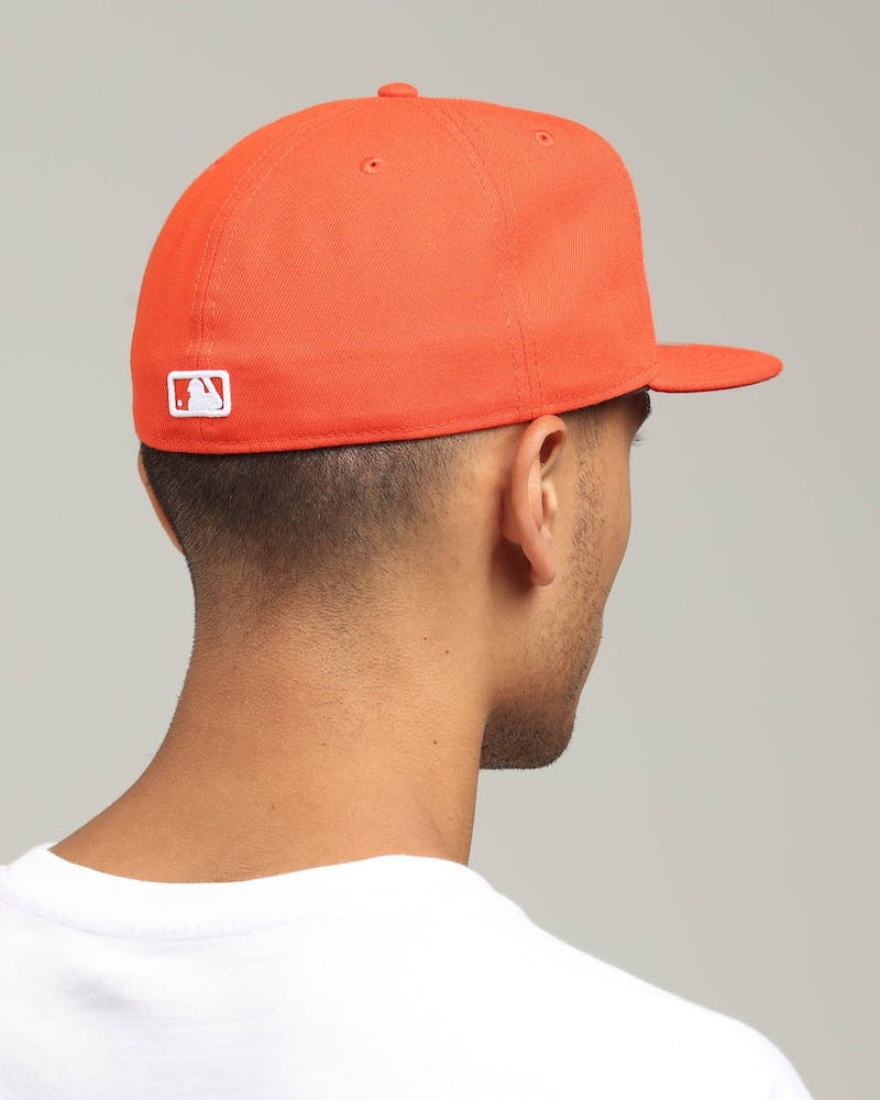 New Era New York Yankees 59FIFTY Fitted Orange