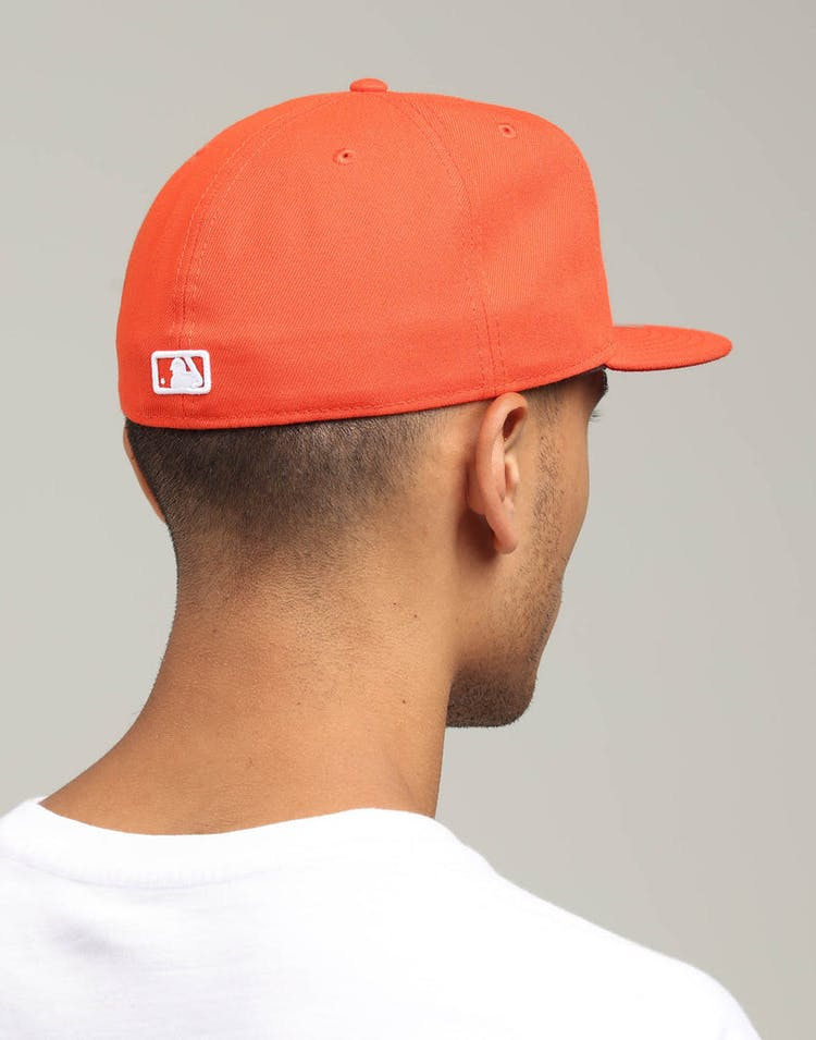 257828e78ab New Era New York Yankees 59FIFTY Fitted Orange – Culture Kings