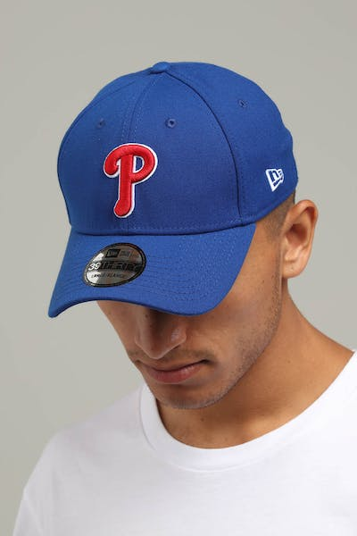New Era Philadelphia Phillies 39THIRTY Stretchfit Blue/Red
