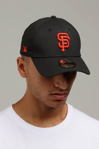 New Era San Francisco Giants 39THIRTY Stretchfit Black/Red