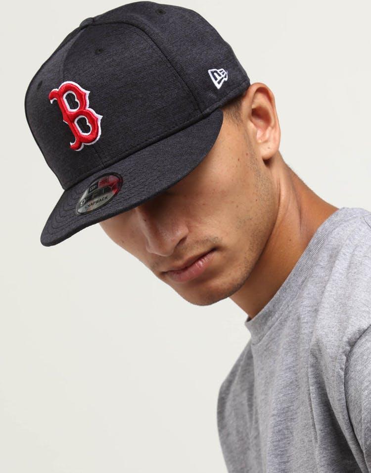 size 40 59804 9402b New Era Boston Red Sox 9FIFTY Tech Snapback Navy – Culture Kings