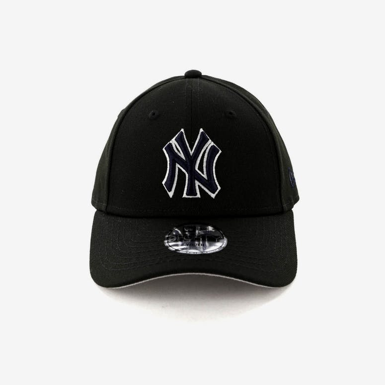 d80e0c7acde New Era Kids New York Yankees 9FORTY Strapback Black – Culture Kings