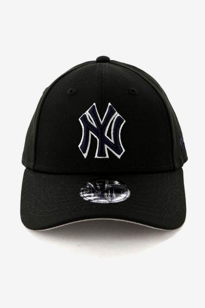 d240dbf9980 New Era Kids New York Yankees 9FORTY Strapback Black