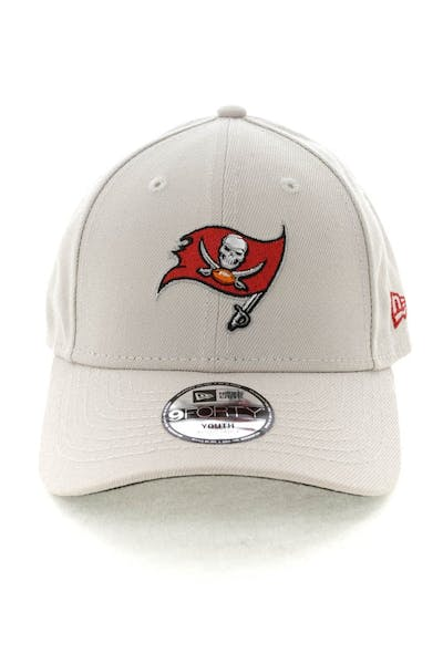 online retailer e1655 937c0 New Era Youth Tampa Bay Buccaneers 9FORTY HookNLoop Stone ...
