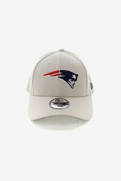 New Era Youth New England Patriots 9FORTY HookNLoop Stone