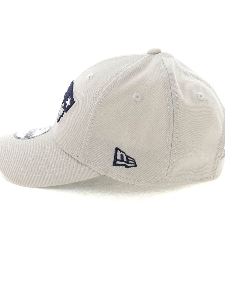 pretty nice 461f5 e4303 New Era Youth New England Patriots 9FORTY HookNLoop Stone