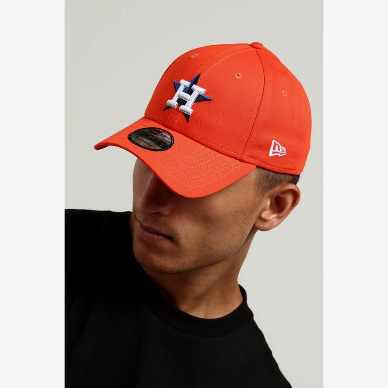 New Era Houston Astros 9FORTY Snapback Orange – Culture Kings 57c6885684ae