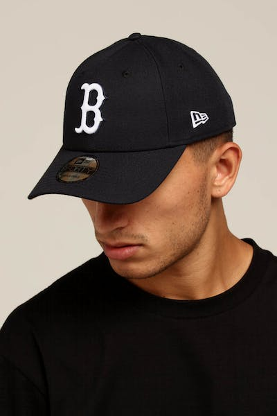 New Era Boston Red Sox 9FORTY Snapback Navy/White
