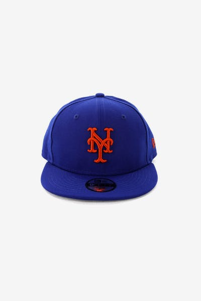 New Era Kids New York Mets 9FIFTY Snapback Blue