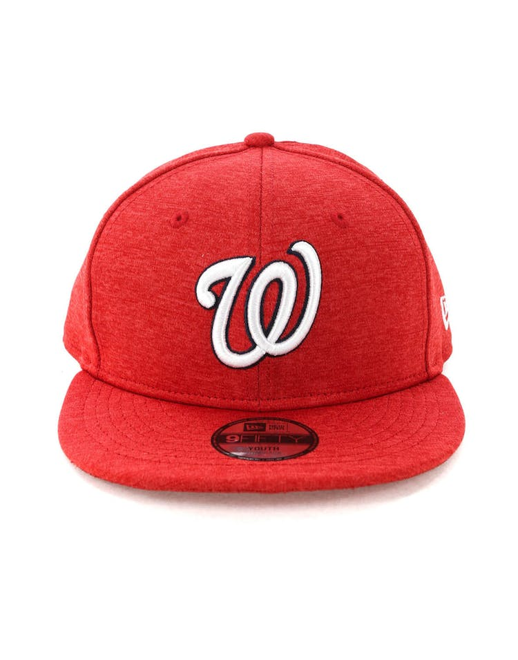 premium selection 99f64 dc387 New Era Youth Washington Nationals 9FIFTY Tech Snapback Scarlet – Culture  Kings