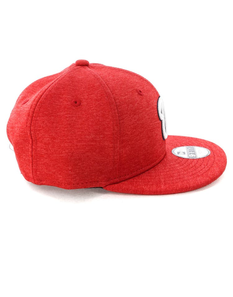 9a43d51fdd424a New Era Youth Washington Nationals 9FIFTY Tech Snapback Scarlet – Culture  Kings