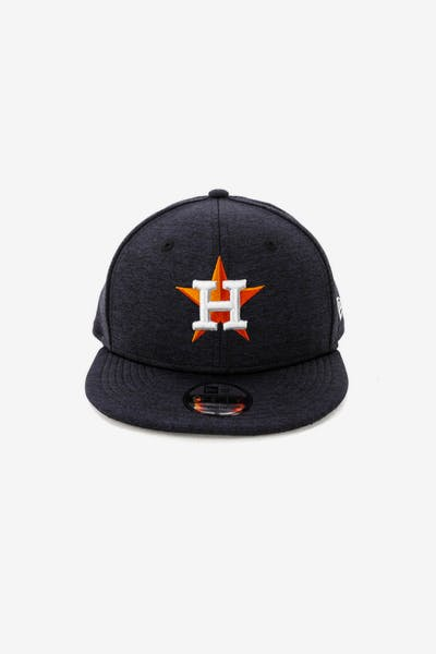 New Era Youth Houston Astros 9FIFTY Tech Snapback Navy