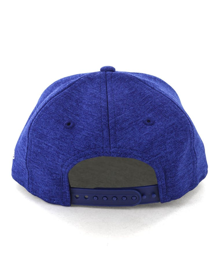 New Era Youth Chicago Cubs 9FIFTY Tech Snapback Blue