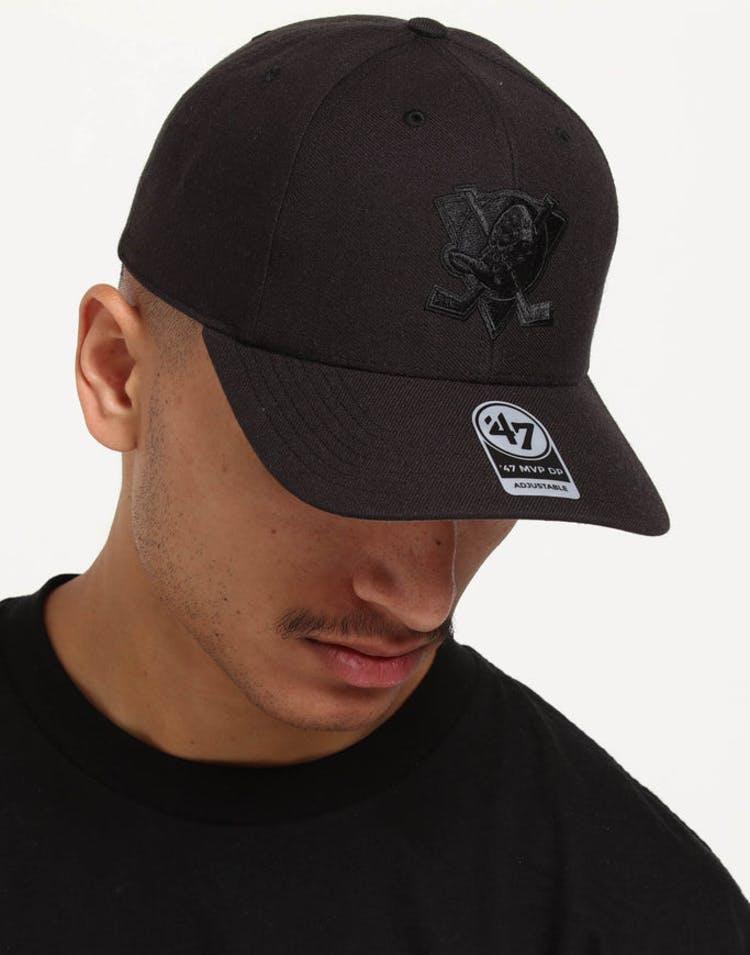 pretty nice 96f70 f168e 47 Brand Ducks Audible MVP DP Snapback Black Black – Culture Kings