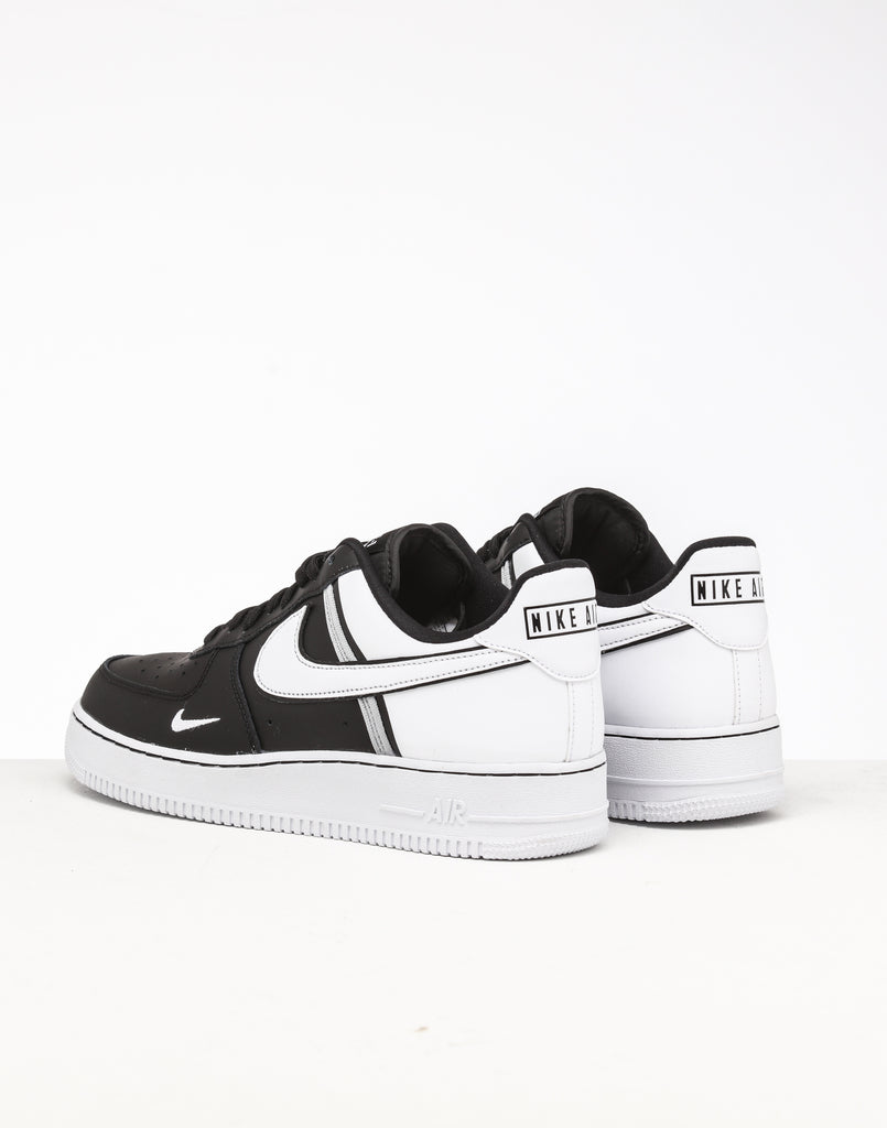 Nike Air Blackwhitegrey Force '07 Lv8 1 DH2WIeYE9