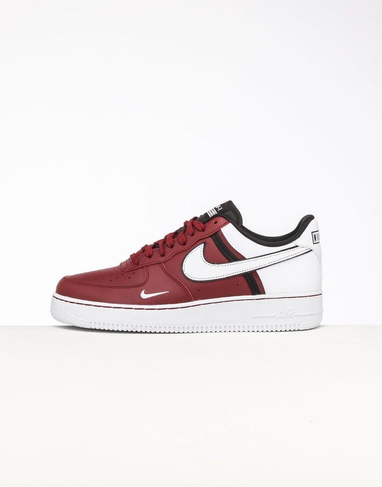 d5d9f0b437ffa Nike Air Force 1 '07 LV8 1 Red/White/Black – Culture Kings