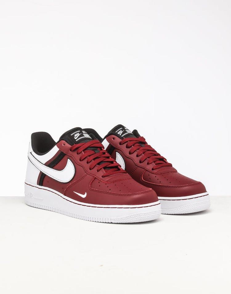 promo code 888ab a000a Nike Air Force 1 '07 LV8 1 Red/White/Black