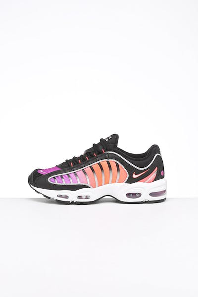 Nike Air Max Tailwind IV Black/White/Bright Crimson