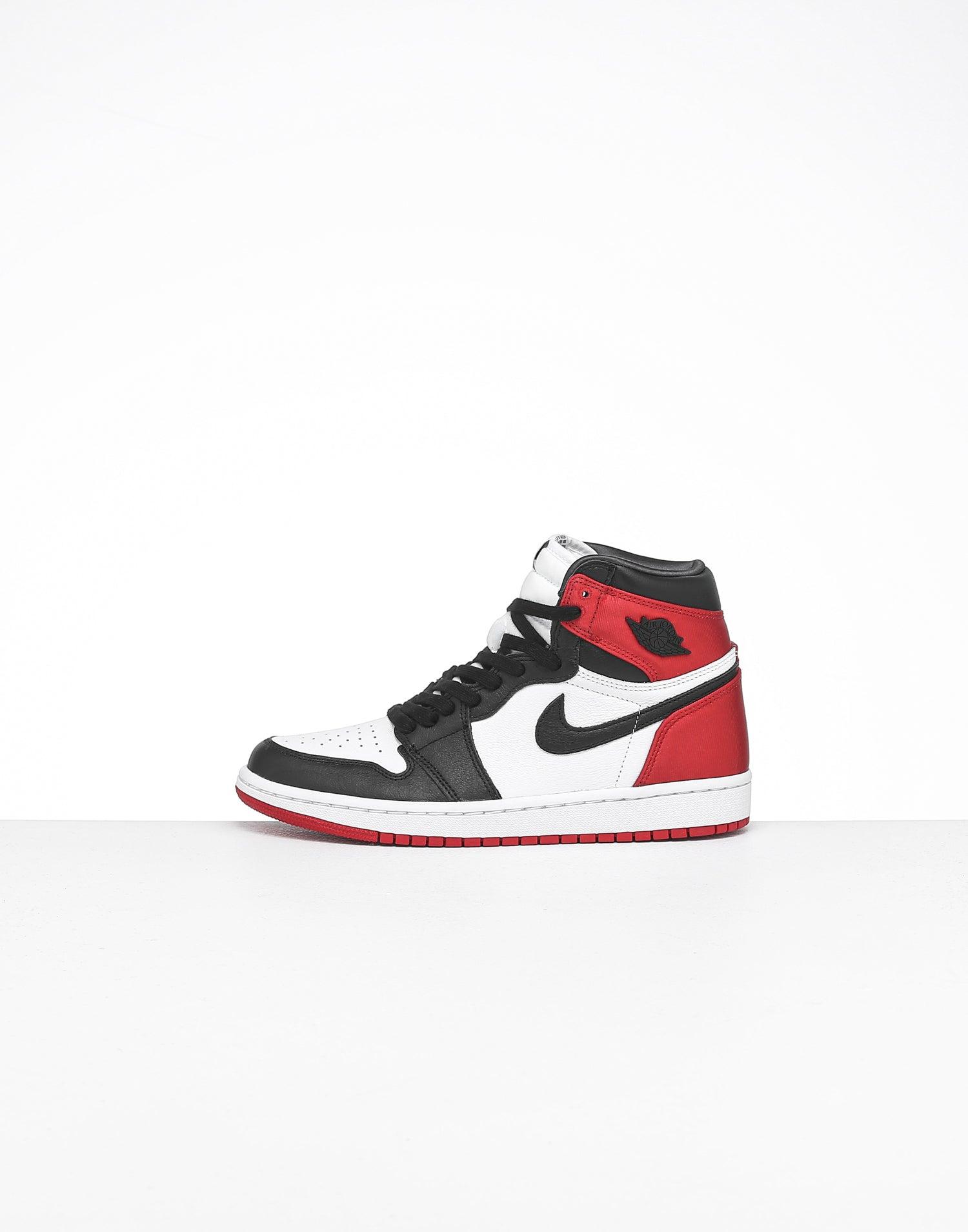 Air Jordan 1 High OG Black/White/Red