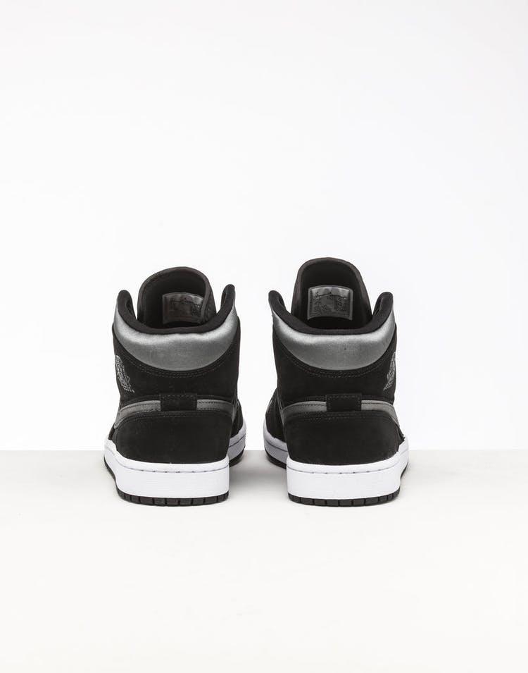 d7ec07f747 Jordan Air Jordan 1 Mid SE Black/Anthracite/White