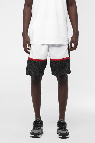 Jordan Jumpman Shorts Black/White/Red