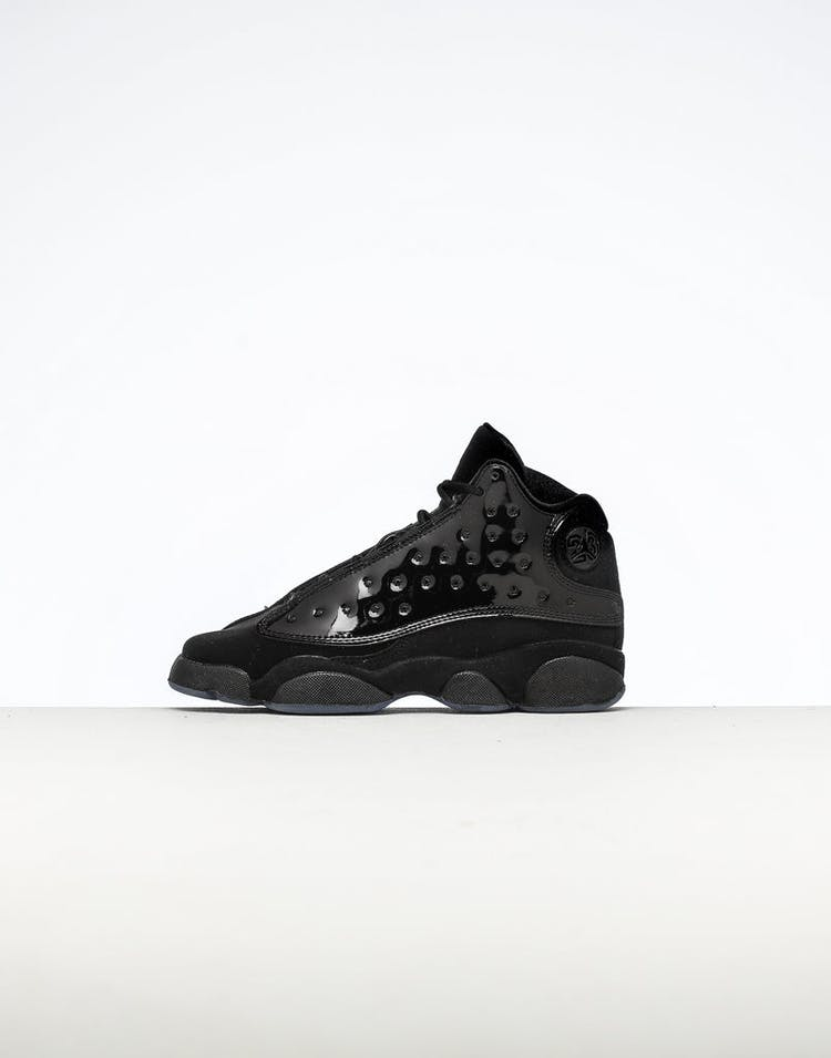 100e7725e17c Jordan Kids Air Jordan 13 Retro (GS) Black Black – Culture Kings