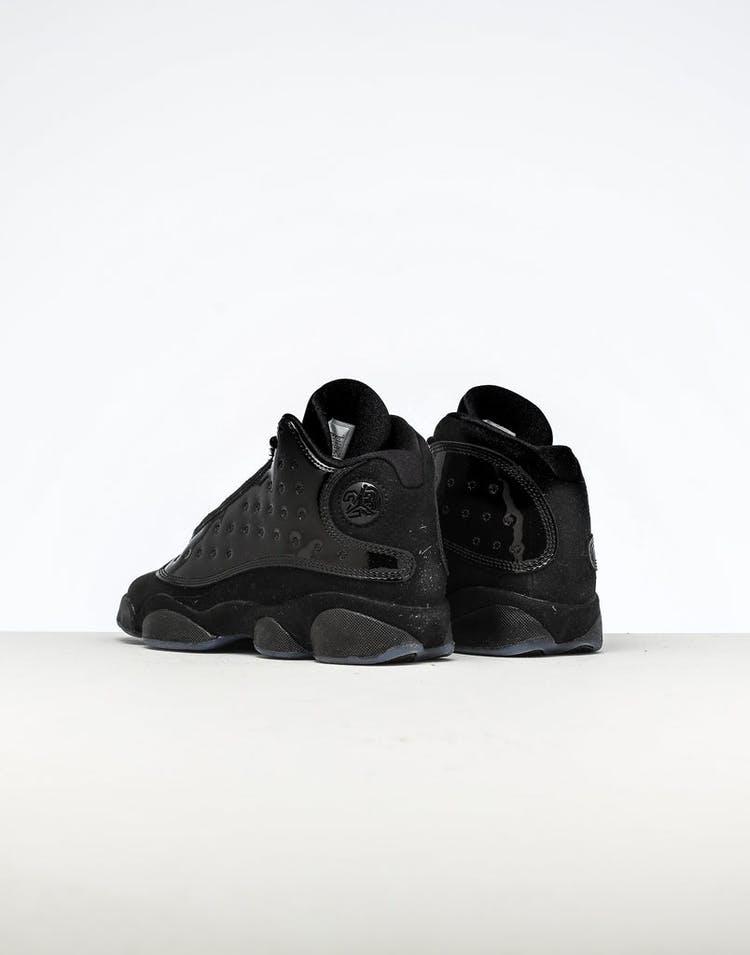 info for 7dd55 1dd94 Jordan Kids Air Jordan 13 Retro (GS) Black/Black