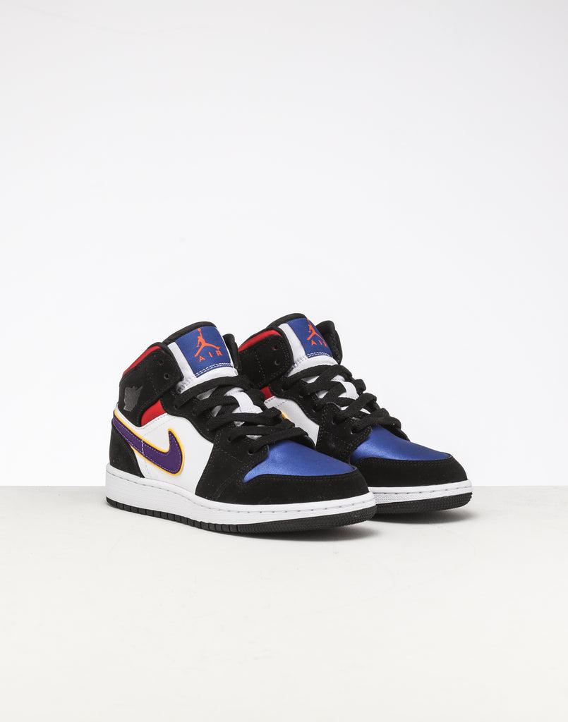 Jordan Kids Air Jordan 1 Mid SE Black