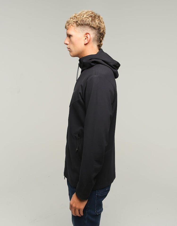 Nike Sportswear Hooded Full-Zip Jacket Black/Black