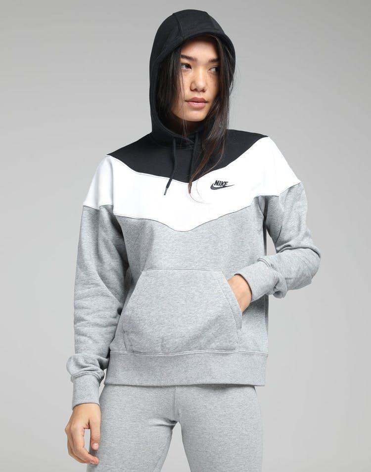 b72e06400 Nike Women's Sportswear Heritage Dark Grey/White/Black – Culture Kings